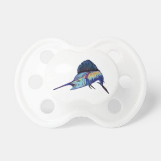 IN HOT PURSUIT PACIFIER