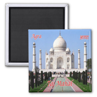 IN - India - Agra - Taj Mahal Magnet