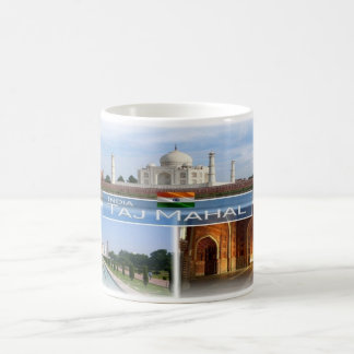 IN India - The Taj Mahal - Coffee Mug