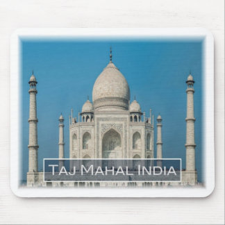 IN India -The Taj Mahal - Mouse Pad