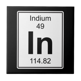 In - Indium Tile