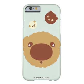 """In iPhone6 case """"happy dog & u"""" Barely There iPhone 6 Case"""