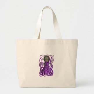 IN ITS GRASP LARGE TOTE BAG