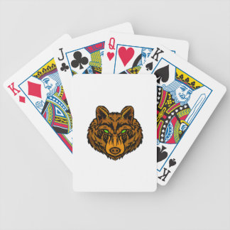 IN ITS VISION BICYCLE PLAYING CARDS