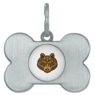 IN ITS VISION PET TAG