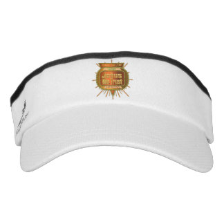 In Jesus We Trust Custom Knit Visor