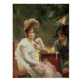 In Love, 1907 Postcard
