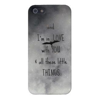 In Love Iphone 5 Case