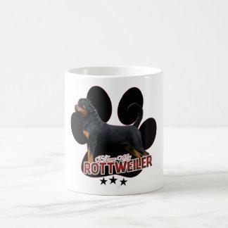 In Love My Rottweiler Mug