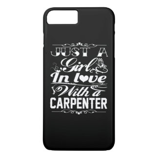 In love with a CARPENTER iPhone 7 Plus Case