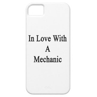 In Love With A Mechanic iPhone 5 Case