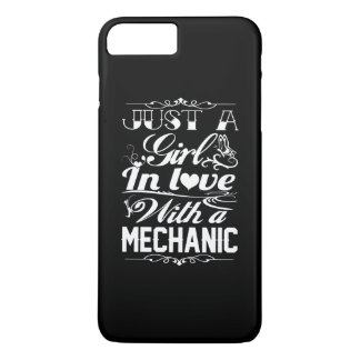 In love with a Mechanic iPhone 7 Plus Case