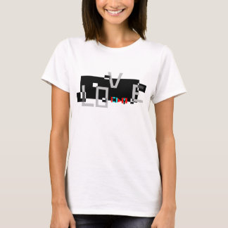 """In love with EDM"" unique EDM design T-Shirt"