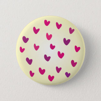 In love with the moment 2 inch round button