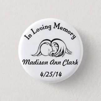 In Loving Memory 1 Inch Round Button