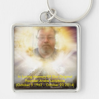 In loving memory of our founder OVPPI's Keychain