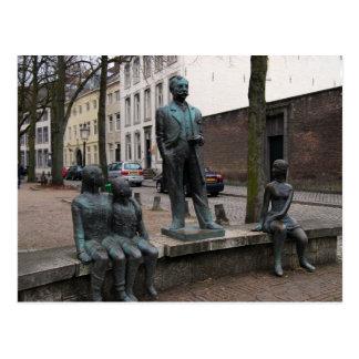 In Maastricht Postcard