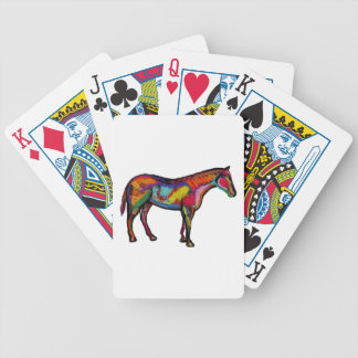 IN MANY COLORS BICYCLE PLAYING CARDS