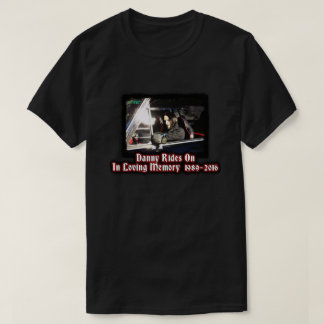 In Memory of Danny Cutia T-Shirt