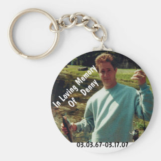 In memory of Denny Keychain