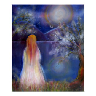 In Memory of Fireflies Poster