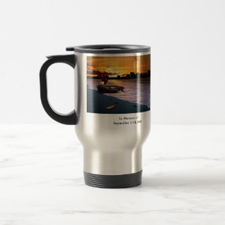In Memory of September 11th 2001 Travel Mug