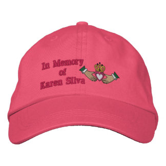 In Memory ofKaren Silva Embroidered Hat