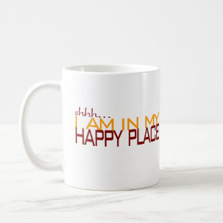 In My Happy Place Coffee Mug