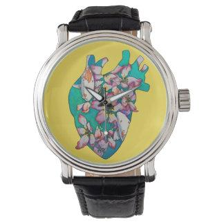 in my heart wristwatch