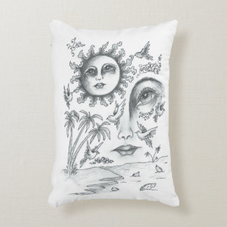 In My Mind's Eye Decorative Pillow
