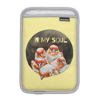 in my soul iPad mini sleeve