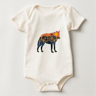 IN NEW WORLDS BABY BODYSUIT