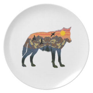 IN NEW WORLDS PLATE