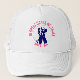 In of great dane incoming goods Trust Trucker Hat