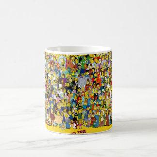 in order to enjoy in cfasa classic white coffee mug
