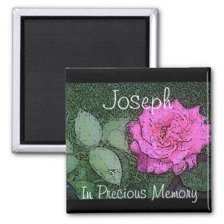 In Precious Memory Magnet