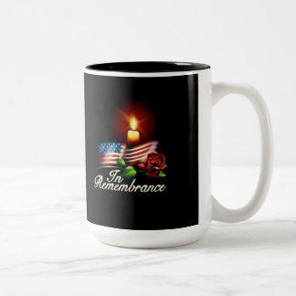 In Remembrance Mug