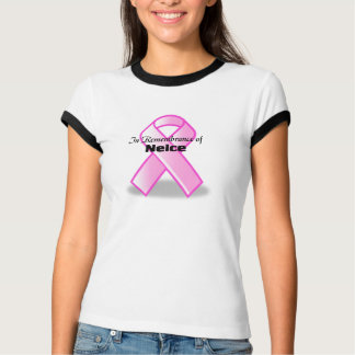In Remembrance of Neice T-Shirt