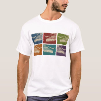 In Rowing Color T-Shirt