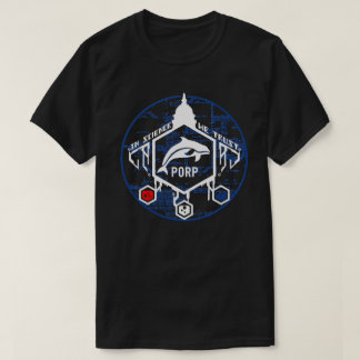 In Science We Trust. T-Shirt