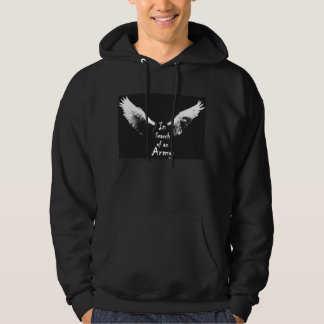 In Search of an Army Black Hoodie