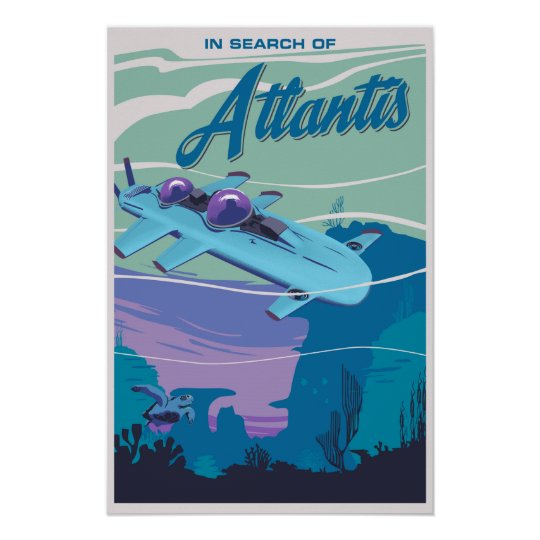 In Search of Atlantis Poster