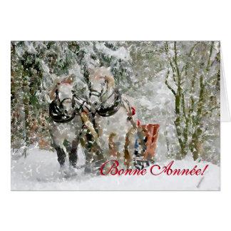 In sledge! card