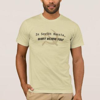 In Soviet Russia T-Shirt