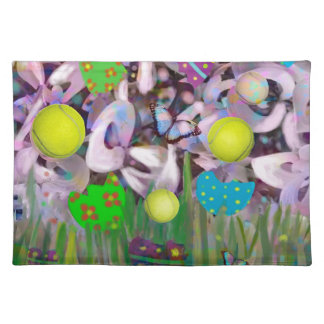 In Spring everything changes. Placemat