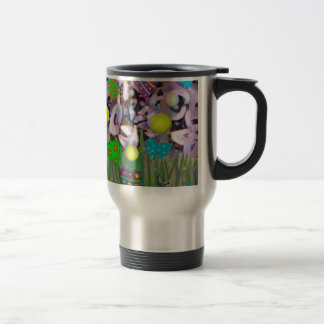 In Spring everything changes. Travel Mug