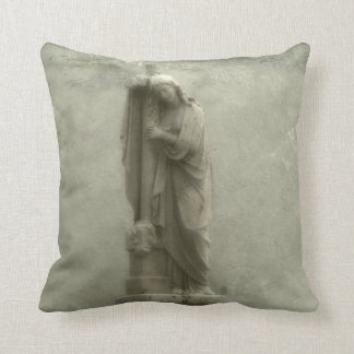 In Stone Throw Pillow