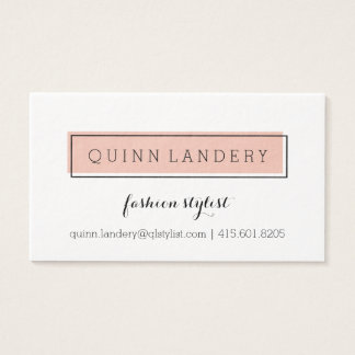In Style Business Cards