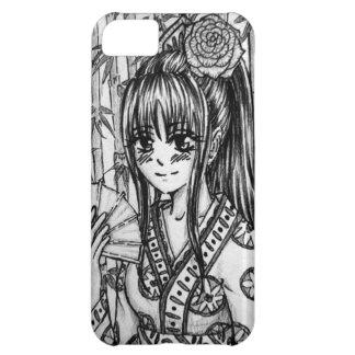 In the Bambushain - Mangaprinzessin in the Kimono iPhone 5C Covers