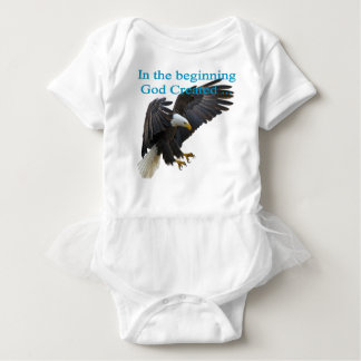 In the Beginning Baby Bodysuit